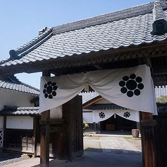 พิพิธภัณฑ์บ้านซามูไรไอซุ